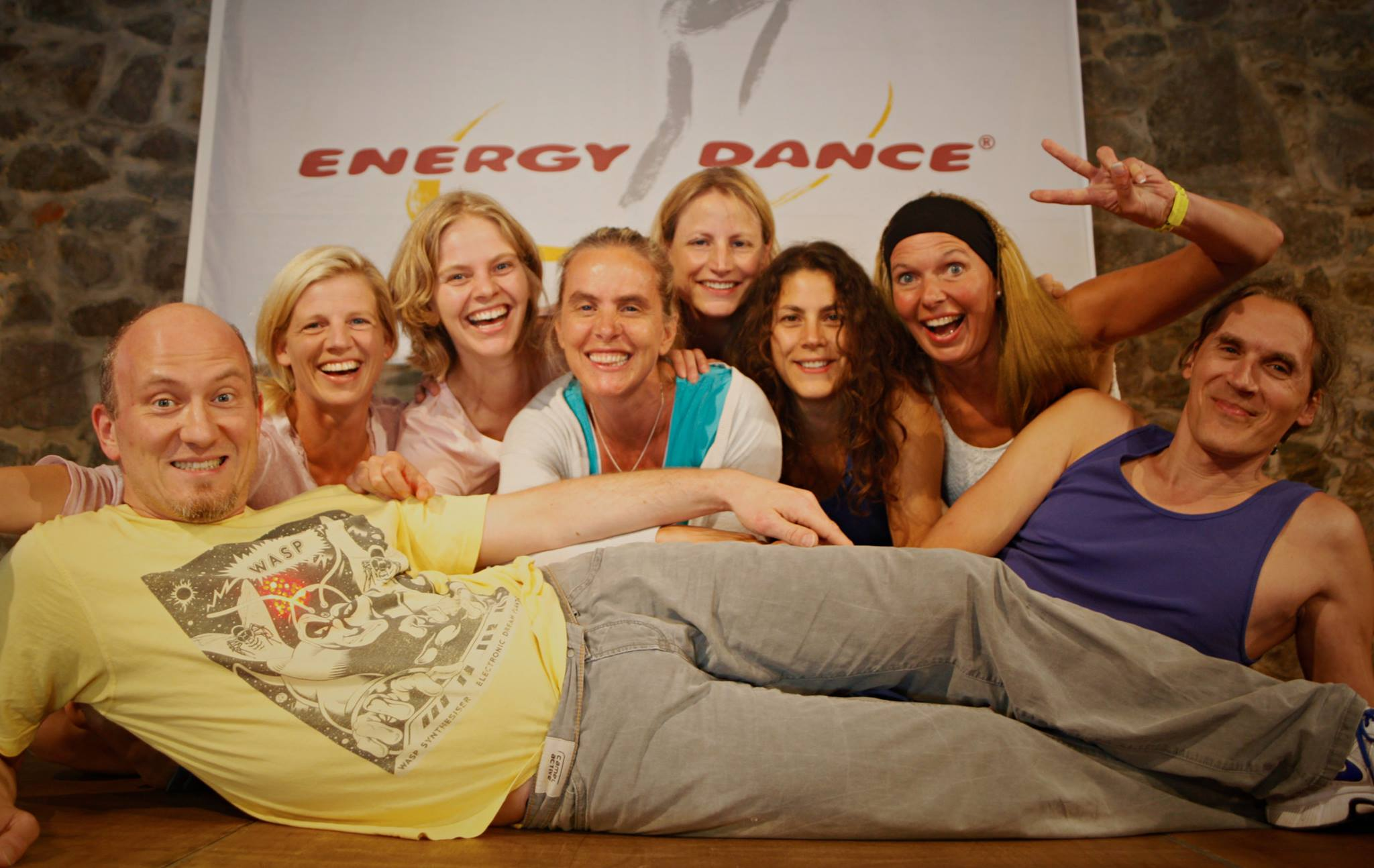 ENERGY DANCE® Festival 2013 - Technik & Helfer