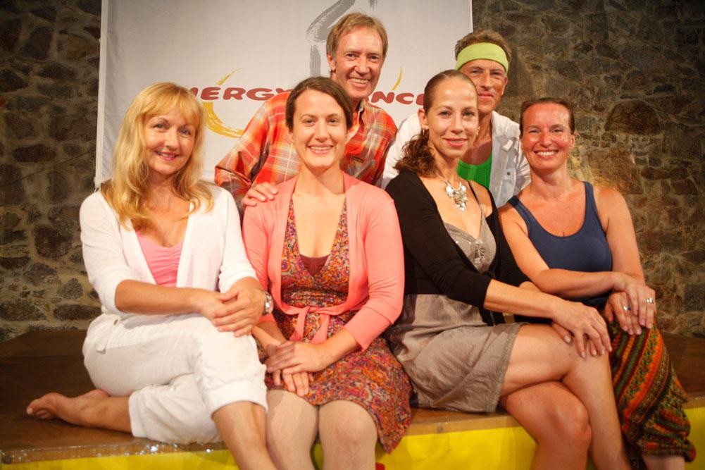 v.l.n.r. Doris Taskesen, Asha Ch. Hirschmann, Uwe Kloss, Bettina Starczewska, Uwe Stahl, Wanja Radtke