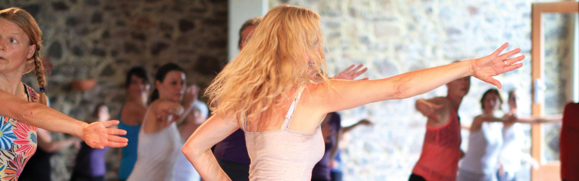 Workshops mit Energy dance