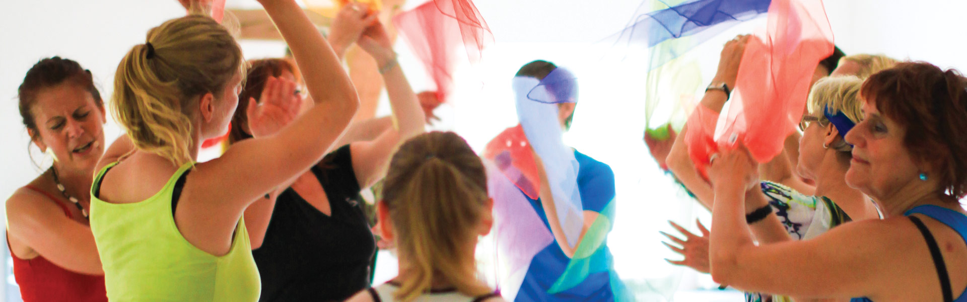 Workshops Energy Dance